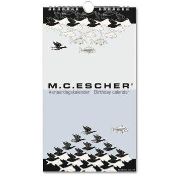 Bekking & Blitz M.C. Escher Verjaardagskalender