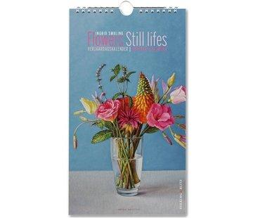 Bekking & Blitz Still Lifes Flowers Birthday Calendar