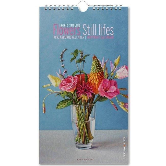 Noch Kalender Lifes Blumen Geburtstag
