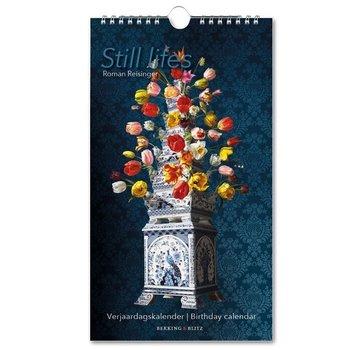 Bekking & Blitz Still Lifes Birthday Calendar