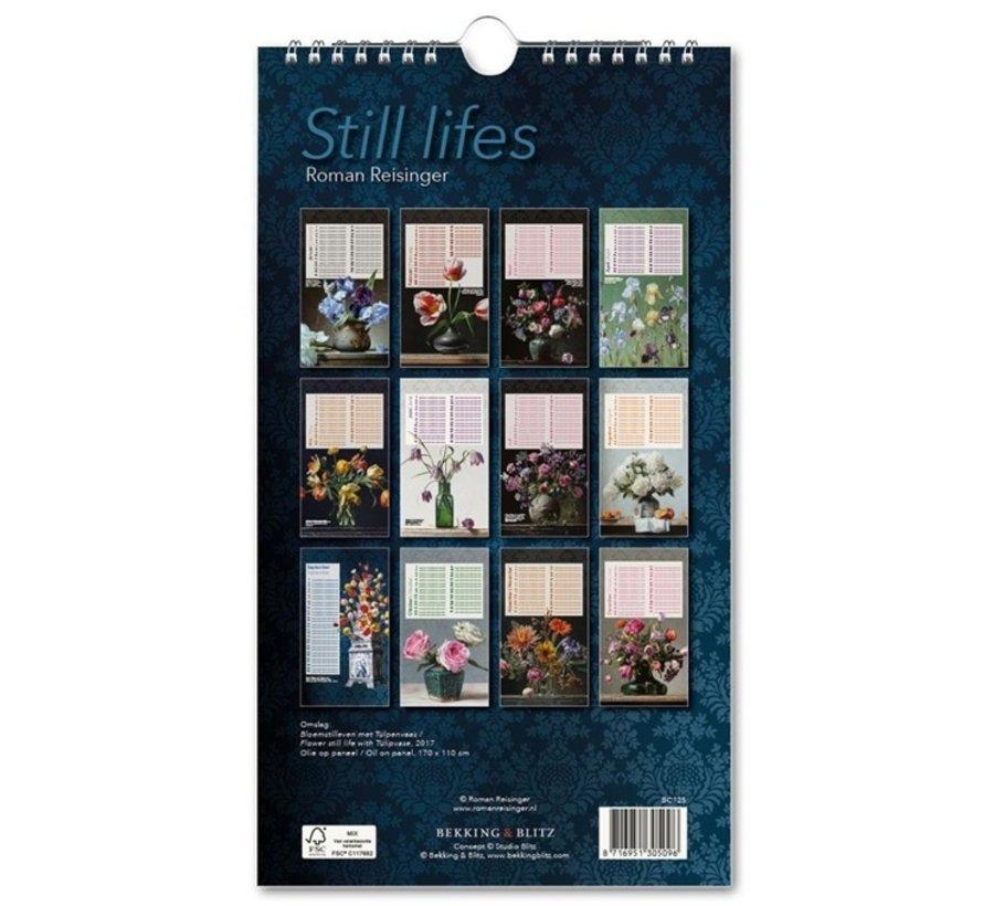 Still Lifes Birthday Calendar