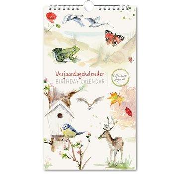 Bekking & Blitz Michelle Dujardin Birthday Calendar