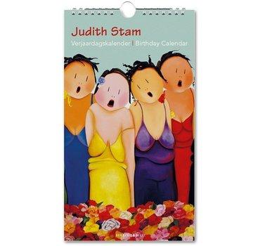 Bekking & Blitz Judith Stam Birthday Calendar