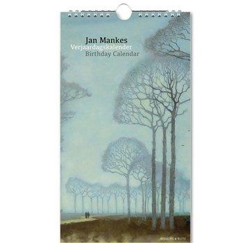 Bekking & Blitz Jan Mankes Birthday Calendar