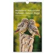Bekking & Blitz Netherlands Nature Land Birthday Calendar