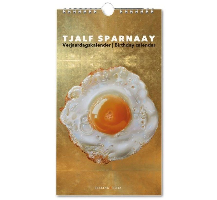 Tjalf Sparnaay Birthday Calendar