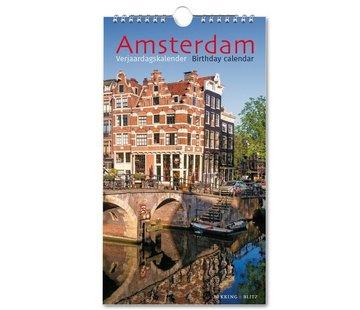 Bekking & Blitz Amsterdam Anniversaire Calendrier