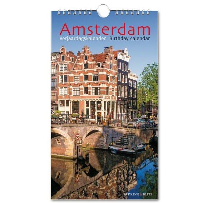 Bekking & Blitz Amsterdam Verjaardagskalender