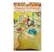 Bekking & Blitz Juane Xue Happy Birthday Birthday Calendar