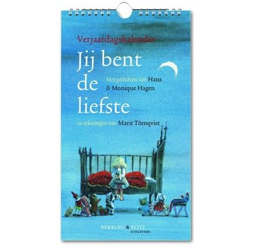Bekking & Blitz You're the sweetest Birthday Calendar