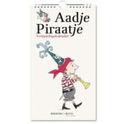 Bekking & Blitz Aadje Piraatje Verjaardagskalender