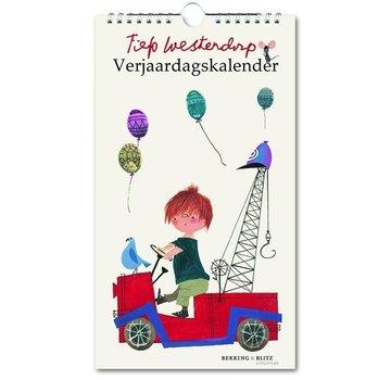 Bekking & Blitz Fiep Westendorp Birthday Calendar
