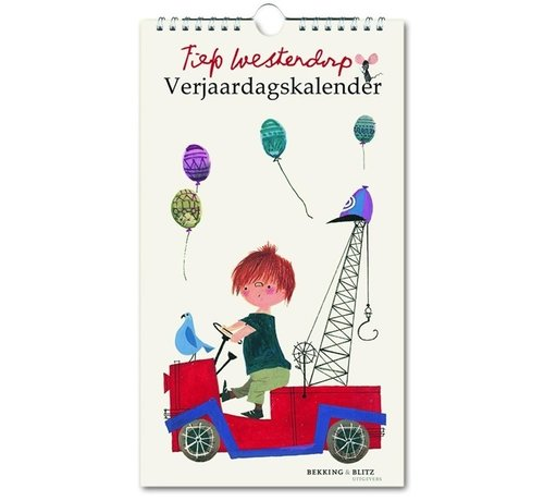 Bekking & Blitz Fiep Westendorp anniversaire Calendrier