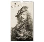 Bekking & Blitz Rembrandt van Rijn Verjaardagskalender