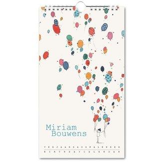 Bekking & Blitz Miriam Bouwens Geburtstagskalender