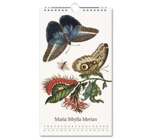 Bekking & Blitz Insecten, Maria Sibylla Merian Birthday Calendar