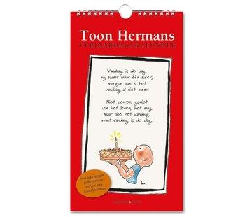 Bekking & Blitz Toon Hermans Birthday Calendar