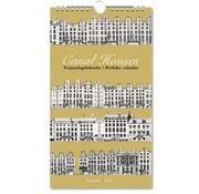 Bekking & Blitz Canel Houses Birthday Calendar