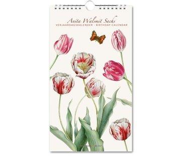 Bekking & Blitz Tulipa, Anita Walsmit Sachs Birthday Calendar