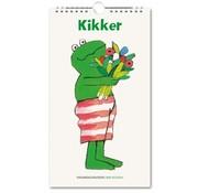 Bekking & Blitz Kikker Birthday Calendar