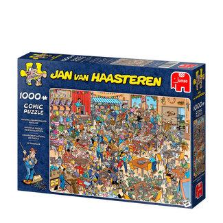 Jumbo Jan van Haasteren - NK Legpuzzelen 1000 Stück