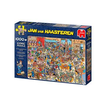 Jumbo Jan van Haasteren – NK Legpuzzelen 1000 Pieces