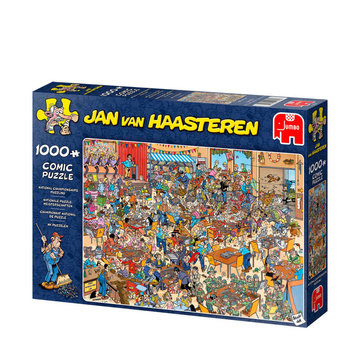 Jumbo Jan van Haasteren – NK Legpuzzelen 1000 Stukjes