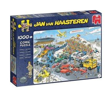 Jumbo Jan van Haasteren – Formule 1 De Start 1000 Stukjes