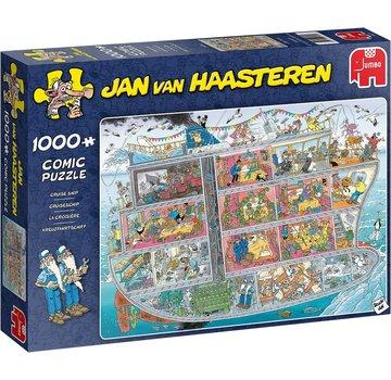 Jumbo Jan van Haasteren – Cruiseschip 1000 Stukjes