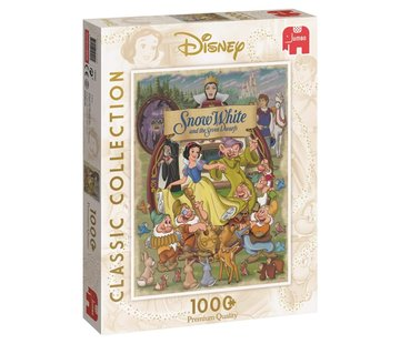 Jumbo Classic Collection - Disney Sneeuwwitje Puzzel 1000 stukjes