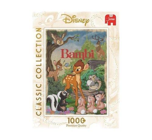 Jumbo Classis Collection - Bambi Puzzel 1000 stukjes