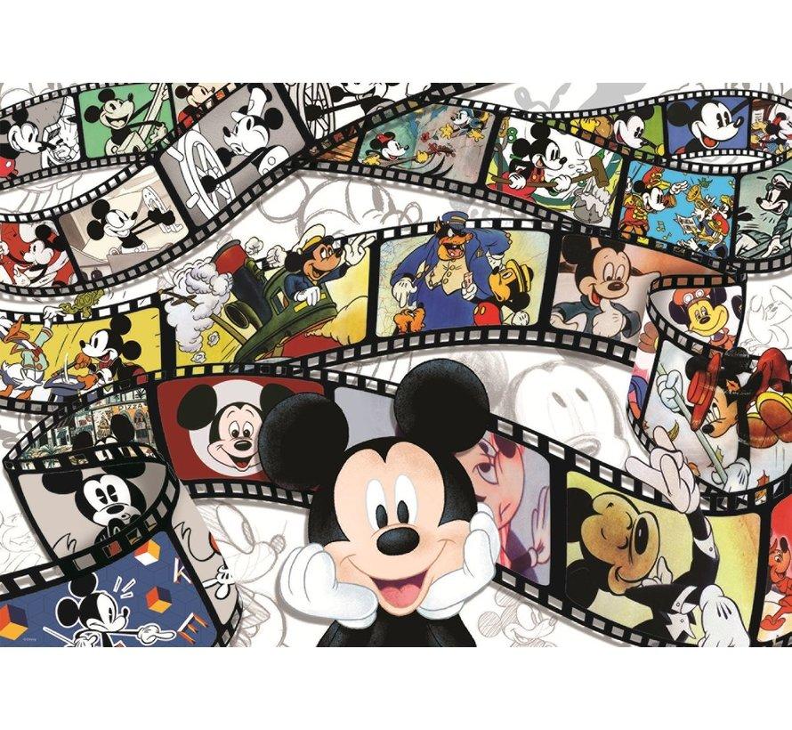 Disney Mickey 90th Anniversary Puzzel 1000 stukjes