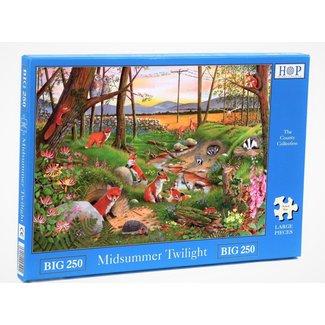 The House of Puzzles Midsummer Twilight Puzzel 250 XL stukjes
