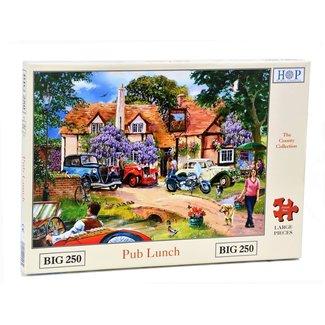 The House of Puzzles Pub Lunch Puzzel 250 XL stukjes