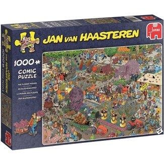 Jumbo Jan van Haasteren - Blumen-Parade 1000 Puzzle Pieces