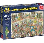 Jumbo Jan van Haasteren – The Library  Puzzle 1000 Pieces