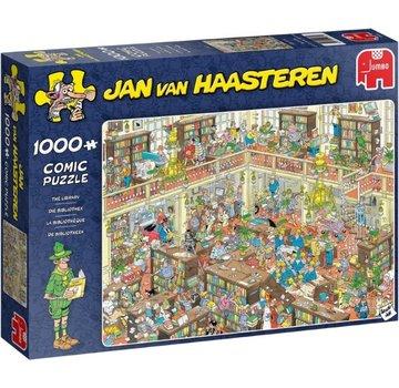 Jumbo Jan van Haasteren – De Bibliotheek Puzzel 1000 Stukjes