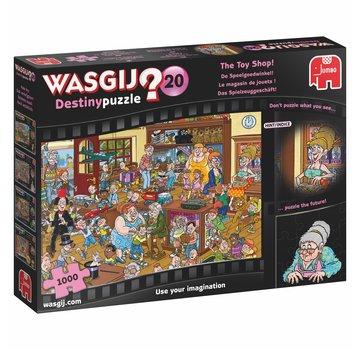 Jumbo Wasgij Schicksal 20 The Toy Puzzle Stück 1000