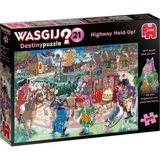 Jumbo Wasgij Destiny 21 Highway Hold-Up Puzzel 1000 stukjes
