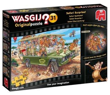 Jumbo Wasgij Original 31 Safari Spektakel Puzzel 1000 stukjes