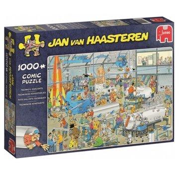 Jumbo Jan van Haasteren – Hoogstandjes Puzzel 1000 Stukjes