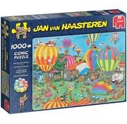 Jumbo Jan van Haasteren – The Balloon Festival Puzzle 1000 Pieces