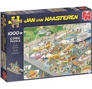 Jumbo Jan van Haasteren – The Locks Puzzle 1000 Pieces