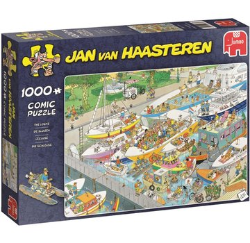 Jumbo Jan van Haasteren – The Locks Puzzle 1000 Pieces