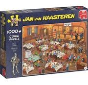 Jumbo Jan van Haasteren – Darts Puzzle 1000 Pieces