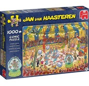 Jumbo Jan van Haasteren – Acrobat Circus Puzzle 1000 Pieces
