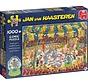 Jan van Haasteren – Acrobat Circus Puzzle 1000 Pieces