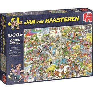 Jumbo Jan van Haasteren - Salon des Vacances 1000 Puzzle Pieces