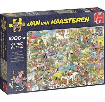 Jumbo Jan van Haasteren – Vakantiebeurs Puzzel 1000 Stukjes