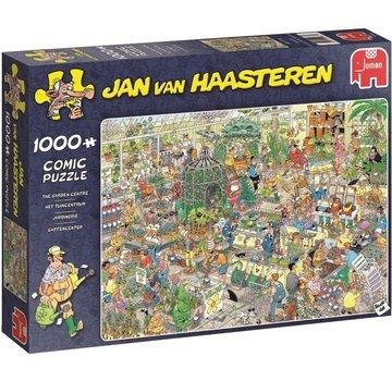 Jumbo Jan van Haasteren - The Garden Center 1000 Puzzle Pieces